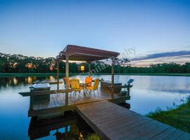 Private Lake / Pond | Homes with Land For Sale | Cross Capital Realty